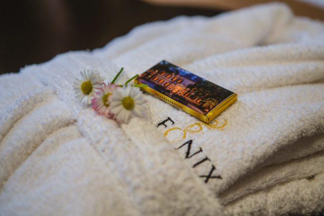 Kastély csoki Főnix Resort