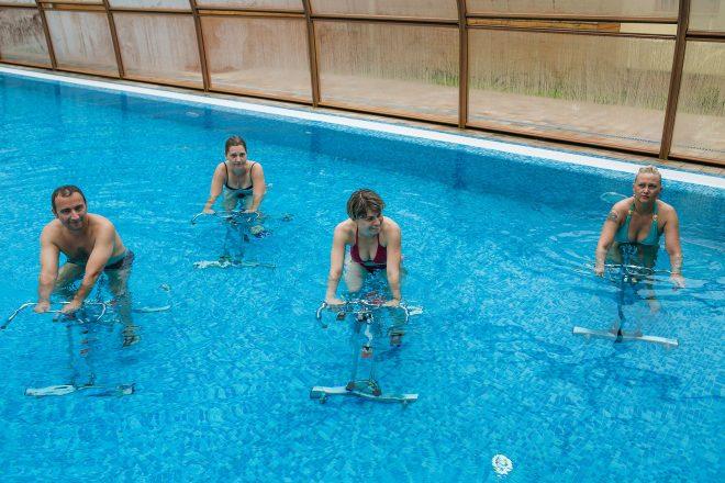 Aquariding Főnix Resort